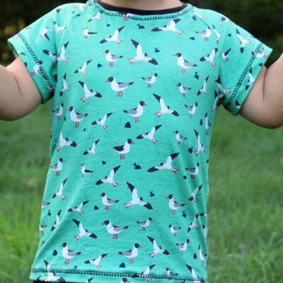Schnittmuster Shirt Lui 8