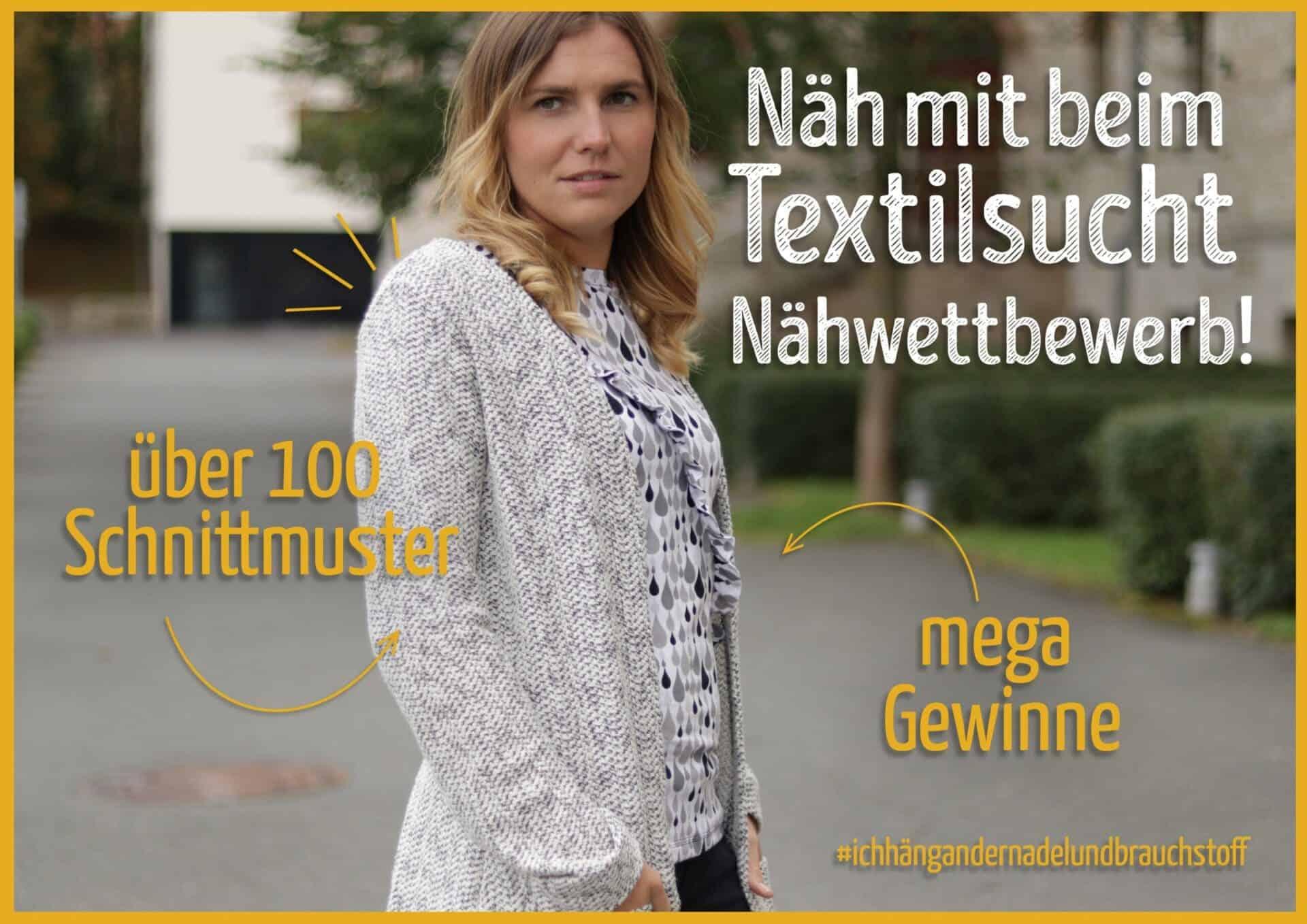 Textilsucht Nähwettbewerb