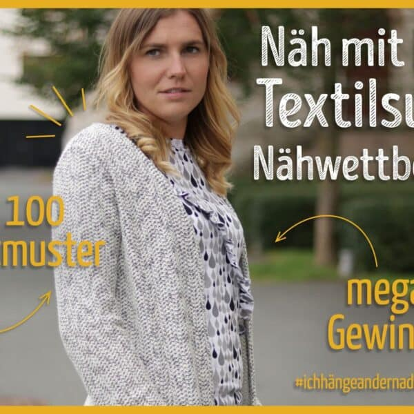 Nähwettbewerb Textilsucht
