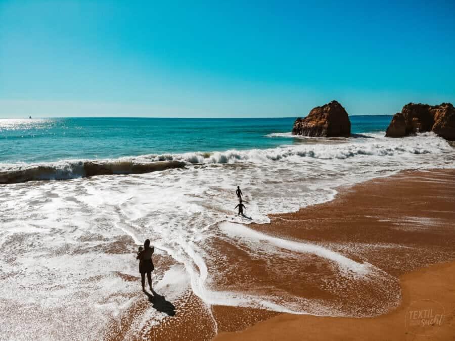 Praia Três Castelos