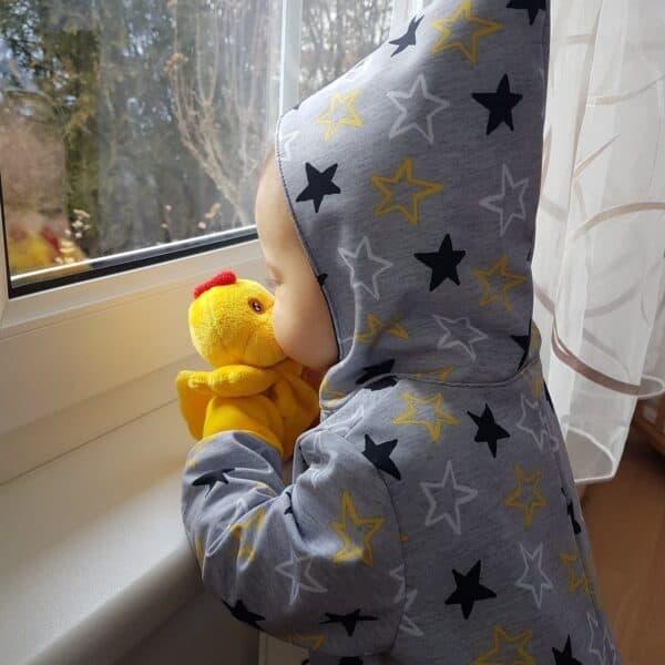 Schnittmuster Overall für Draußenkinder