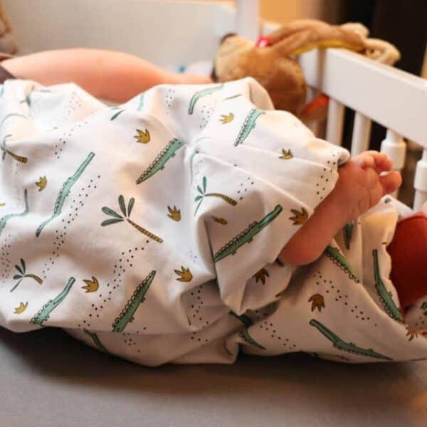 Schnittmuster Schlafsack mit Beinen
